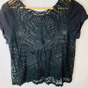 Express Size XS shirt